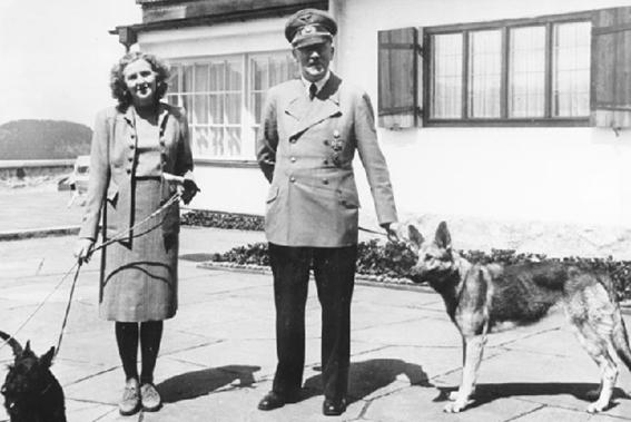DNA sugere que Hitler se casou com uma judia