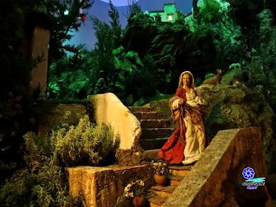 Sevilla - Belén de la Fundación Cajasol - Navidad 2016 - 02