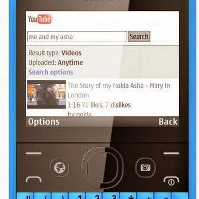 Nokia Asha 210 Price in Nepal and full Specifications