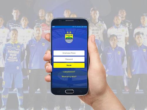 Cara beli tiket di PersibApp 2019