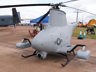 MQ-8B Fire Scout (AS)