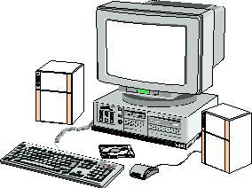 Apoyo Educativo Partes De La Computadora
