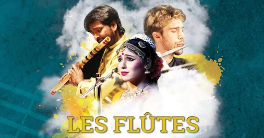 Les Flûtes Enchantées. A poetic journey with the enchanting flute