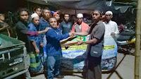 Mahasiswa Bima Yogyakarta Salurkan Bantuan untuk Korban Gempa Lombok