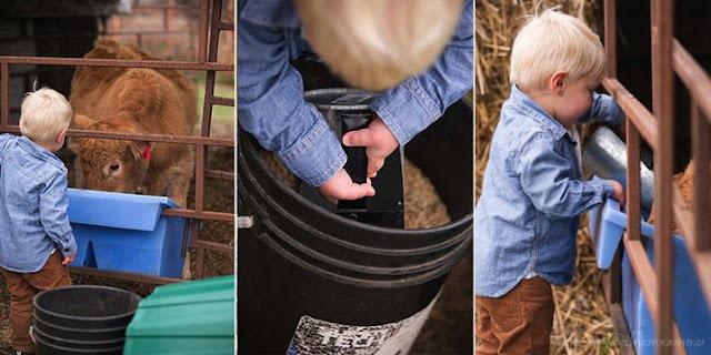 دع الاطفال يلعبون عندما تصويرهم