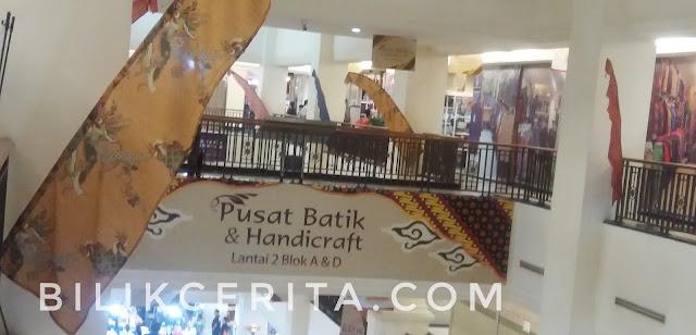 ITC PERMATA HIJAU sebagai, Pusat Batik di jakarta