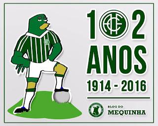 102 ANOS DE HISTÓRIA !!!