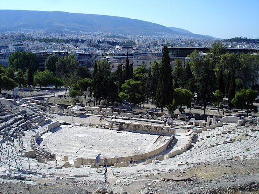Once upon the time in Athens