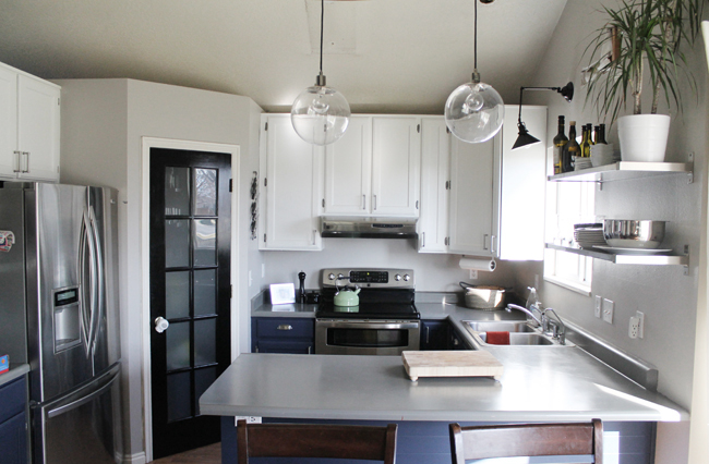 pendant lighting over kitchen peninsula the new kitchen lighting or fluorescent be chris 7407
