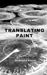 Available Now @ Amazon! Translating Paint by Anneke Baeten