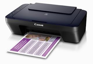 Canon PIXMA E468 Driver Download - Mac, Windows, Linux