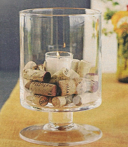 Wine Cork Wedding: Blue Mason Jar Studio: {Bright Idea Thursday} Wine Themed