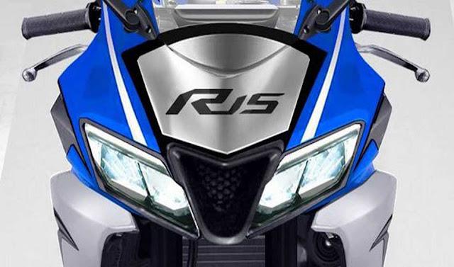 Yamaha R15 V3.0 front image
