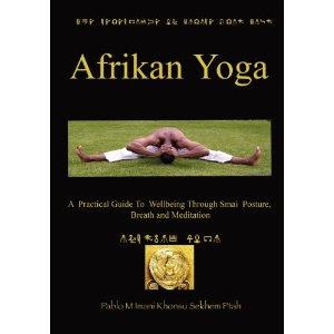 Afrikan Yoga, Pablo M. Imani, Amazon, artpreneure 20