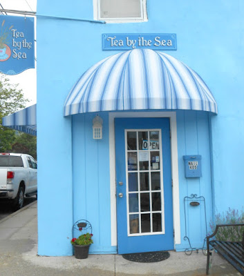 Tea by the Sea in Cape May New Jersey