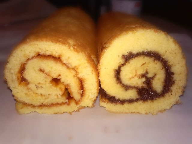 yummy, cake, swiss roll, ukusno