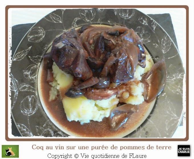 Vie quotidienne de FLaure: Coq au vin