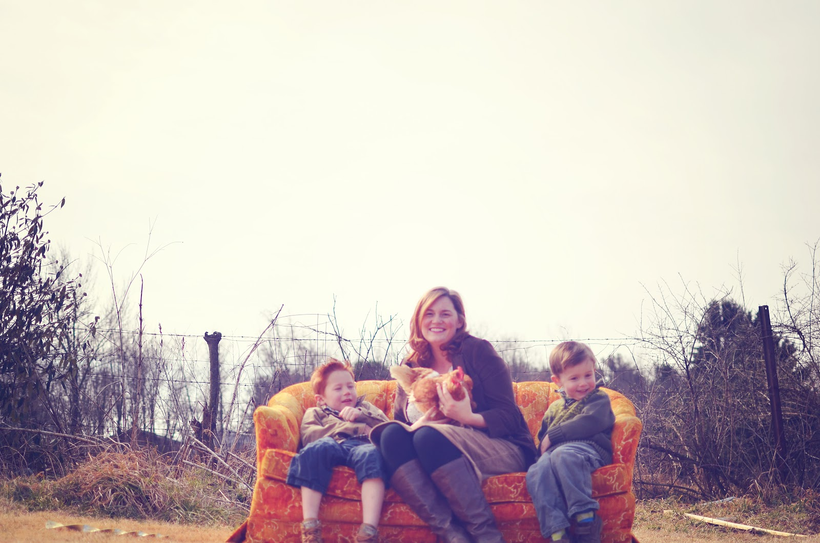 How to Photograph Your Family Using the Self-Timer Function