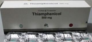 Indikasi Thiamphenicol, Antibiotik yang Biasa Digunakan untuk Menangani Penyakit Tipes