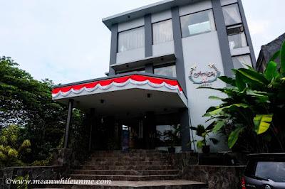Hotel Review: Lokasi Hotel Amira, Bandung agak nyempil