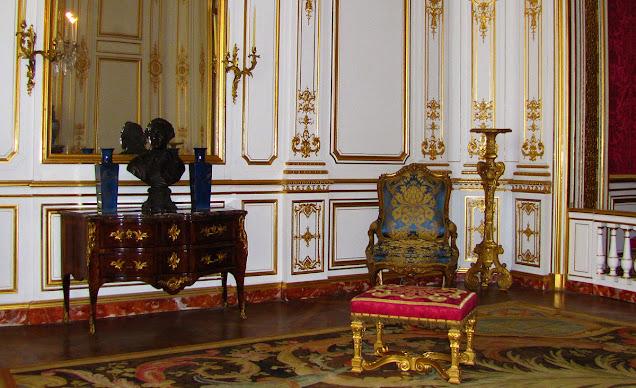 Castelul Chambord Valea Loarei Franta