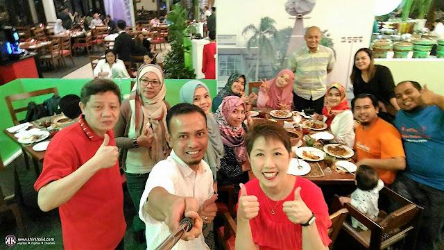 Blogger Malaysia, Berjaya Times Square Hotel Kuala Lumpur, The big Apple Restaurant,