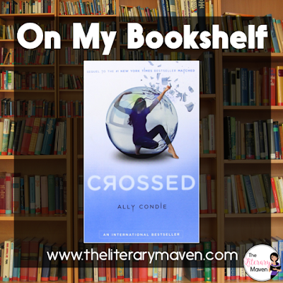 Crossed by Ally Condie picks up where Matched, the first book in the trilogy, left off. Cassia is in a work camp in the Outer provinces, still committed to finding Ky and Ky manages to escape from his work camp in hopes of finding Cassia. Read on for more of my review and ideas for classroom application.