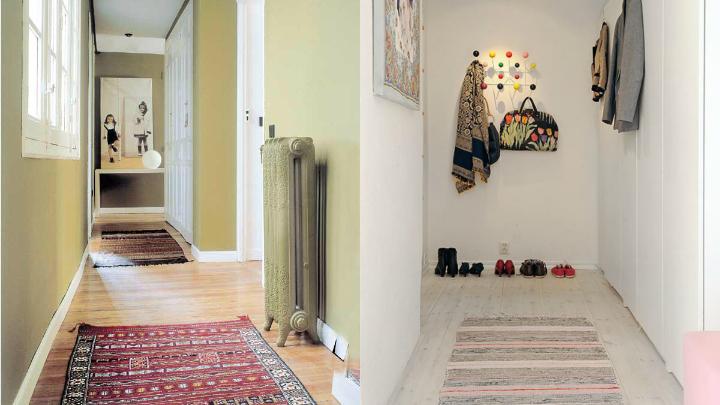 Marzua decorar un pasillo largo y estrecho for Decoracion de pasillos pequenos