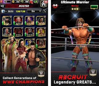 WWE Champions MOD APK Unlimited Money