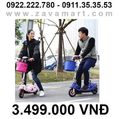 Cách để xe điện mini E-scooter lâu hết pin