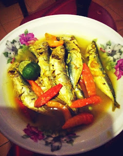 Resep ikan masak kuning