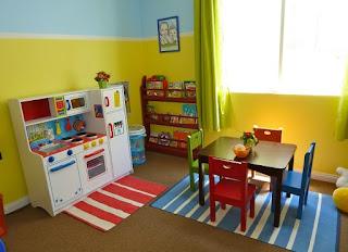 konsep ruang bermain anak di dalam rumah √ 25 Desain Kamar Ruang Bermain Anak di Rumah