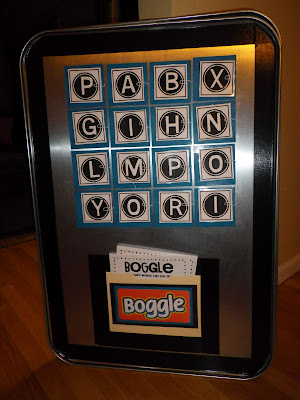 Fabulous In Fifth Another Boggle Board