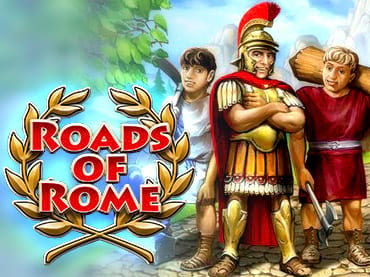 تحميل لعبة Roads of Rome