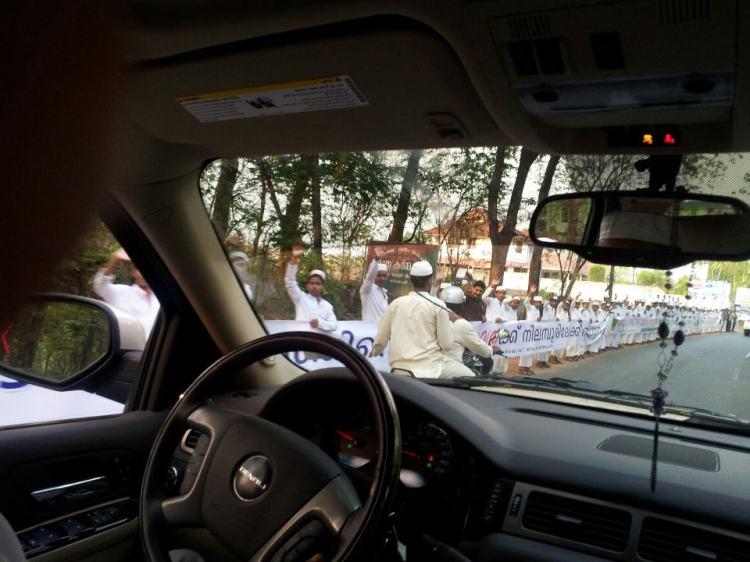 Islamic Photo Gallery & Videos: Kanthapuram Kerala Yathra ...