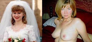 ama de casa desnuda