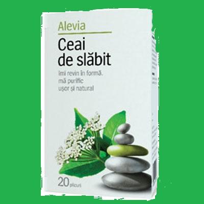 Complex de slabit - Alevia, comprimate (Accelerarea metabolismului) - mymamaluvs.com