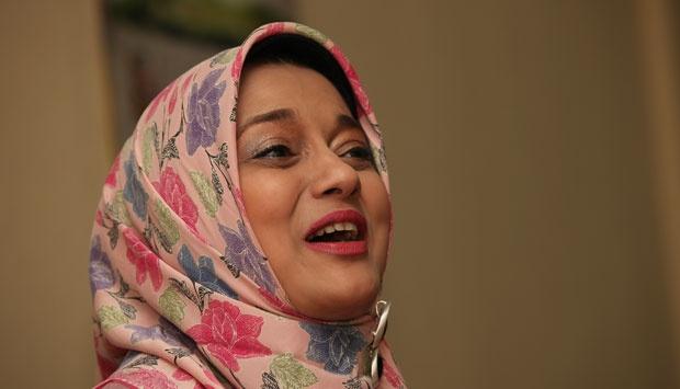 Hanya karena Politik, Marissa Haque Tega Buka Aib Adik Kandung Sendiri