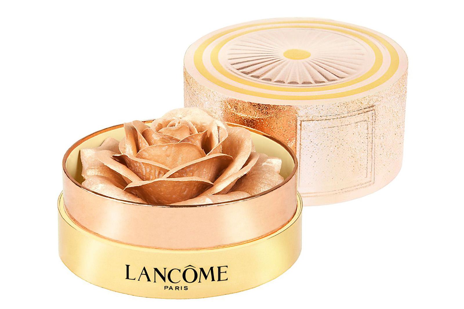 lancôme collection noel 2018 poudre rose