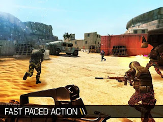 Bullet Force Mod Apk Unlimited Money, Ammo, Radar v1.46 + Data for Android