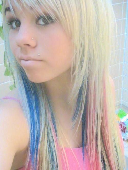 Hot Little Blonde Teen