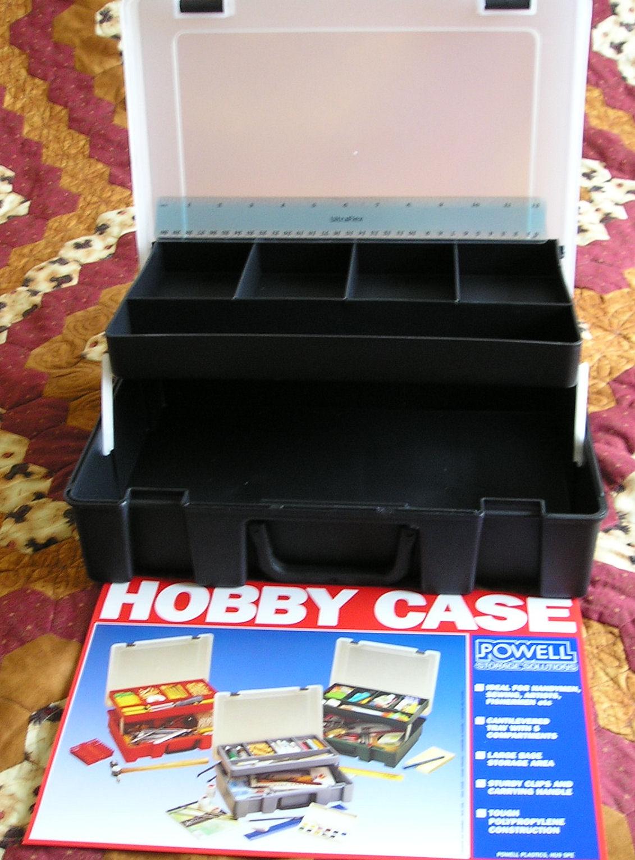 jumbled crafts hobby case at aldi. Black Bedroom Furniture Sets. Home Design Ideas