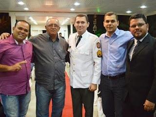 Cinco primos são diplomados vereadores de um mesmo município, na Paraíba