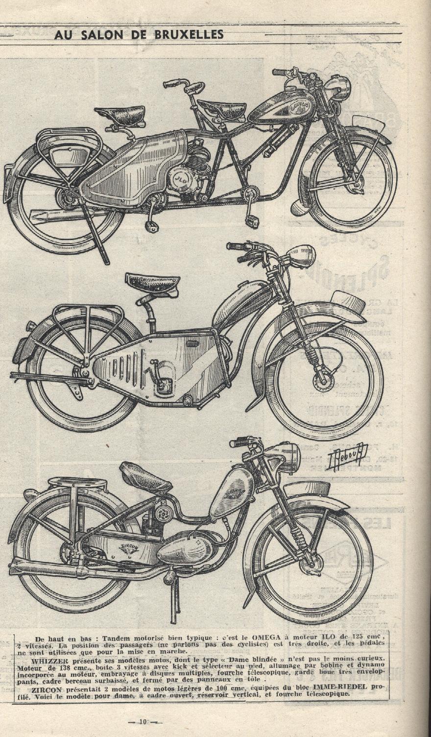 Zircon Moped