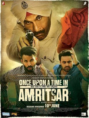 Once Upon a Time in Amritsar (2016) Full Punjabi Movie Download DVDRip 720p