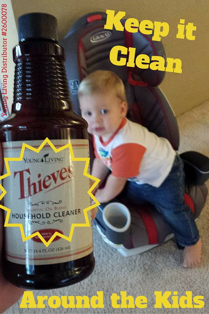 It Really Is This Easy Thieves Household Cleaner All