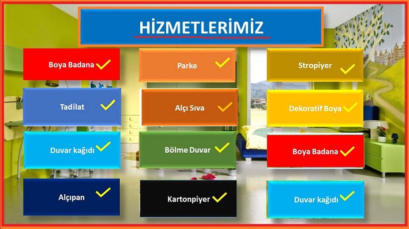 Kızılay Badana Boyacı Ustası Altındağ Ankara 31 Ev Boyama