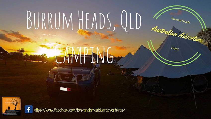 Camping Australian Adventure Park Burrum Heads