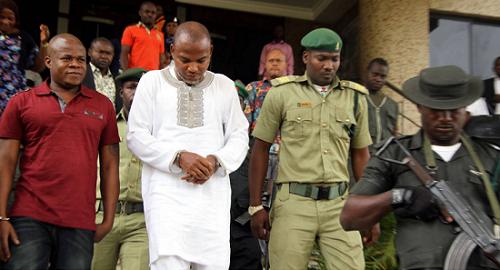 FG Seeks Secret Trial For Nnamdi Kanu