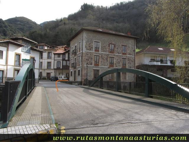Puente sobre Belmonte